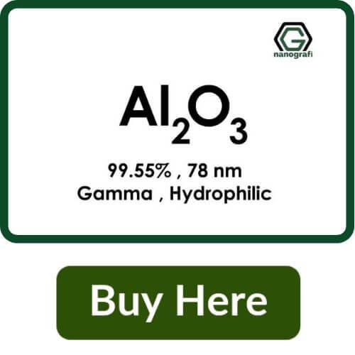 Aluminium Oxide (Al2O3) Nanopowder/Nanoparticles, Gamma, Purity: 99.55%, Size: 78 nm, Hydrophilic