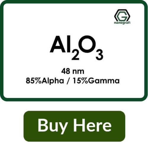 Aluminium Oxide (Al2O3) Nanopowder/Nanoparticles, Alpha/Gamma, Size: 48 nm, 85% Alpha, 15% Gamma