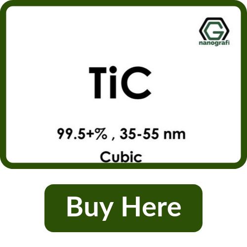 Titanium Carbide, 35-55 nm