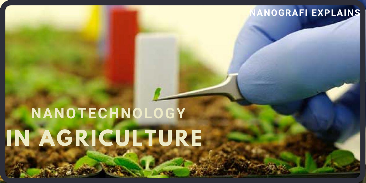 Nanotechnology In Agriculture