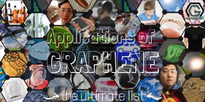 60 Uses of Graphene