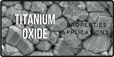 Analyzed: Titanium Oxide